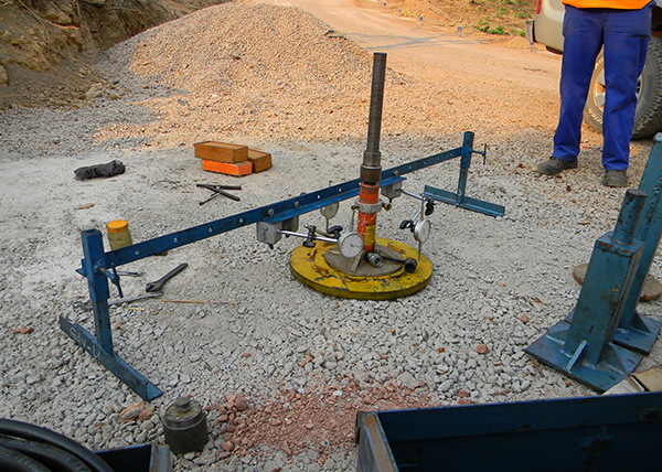 Plate Load Testing